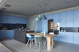 Dark Blue Kitchen 29 Best Blue Kitchen Cabinet Ideas
