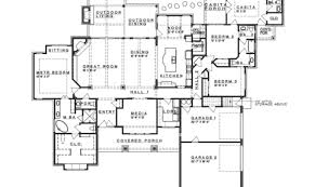 house plan with basement 22 simple ranch style home plans with basement ideas photo home