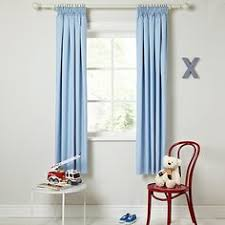 Baby Blue Curtains Buy Home At Lewis Finlay Ahoy There Pencil Pleat Lined