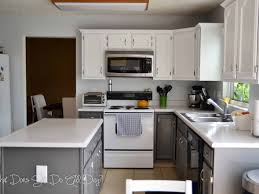 gray kitchen cabinets ideas granite countertops acrylic backsplash black and white kitchen