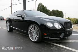 chrysler bentley bentley continental gt with 22in savini bm9 wheels exclusively