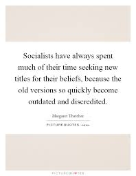 Seeking Titles Socialists Always Spent Much Of Their Time Seeking New