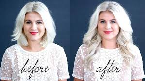can you get long extensions with a stacked hair cut lob and blunt cut how to blend hair extensions luxy hair