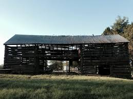 dog trot barn with roof still attached barnwood builders sherpa