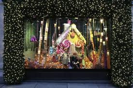 Christmas Window Decorations John Lewis by Retail Week U0027s 12 Days Of Christmas The Best Festive Window