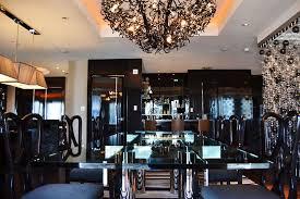 Chandelier Room Las Vegas Mandarin Oriental Las Vegas Presidential Suite Emperor Hotel