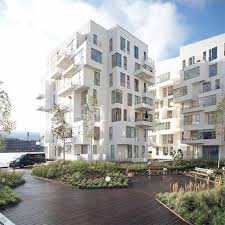 Best Apartment Buildings Images On Pinterest Architecture - Apartment complex designs