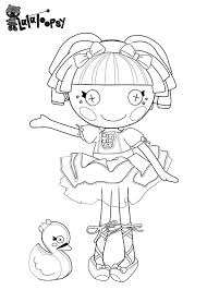 lalaloopsy coloring books coloring book