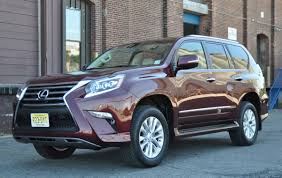 lexus suv 2003 review 2014 lexus gx 460 the truth about cars
