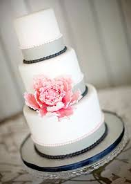 peony wedding cake inspirations