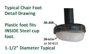 Woodard Patio Furniture Parts Feet And Glides For Patio Furniture Tables And Chairs