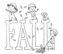 coloring pages fall coloring page fall coloring pages printable