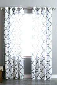 White Patterned Curtains White Patterned Curtains Gray White Patterned Curtains Best Grey