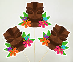 luau table centerpieces luau centerpieces luau party luau birthday hawaii centerpieces