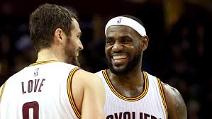 Kevin Love Meme - lebron james roasts kevin love s shoes one twitter si com