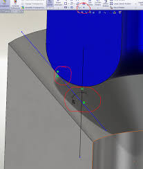 how to mate complex geometry in a solidworks assembly computer