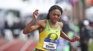 roundup oregon sprinter deajah stevens turns pro pac 12