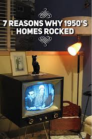 50s Decor Home by 7 Reasons Why 1950 U0027s Homes Rocked