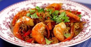 cuisine crevette bami goreng nouilles sautées aux crevettes ma p tite cuisine