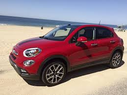 review 2016 fiat 500x has style and value but a disappointing