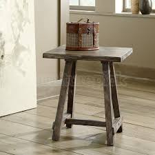 Rustic Round End Table Fabulous Accent End Table Ambella Home Collection Inc Manhattan