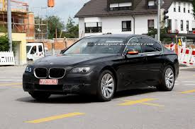 scoop early prototype of 2013 bmw 7 series facelift