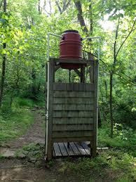Outdoor Shower Enclosure Camping - best 25 solar shower ideas on pinterest outdoor electric heater