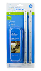 Ge Light Fixtures Ge 10 Inch Ultra Thin Led Light Fixtures In Linkable