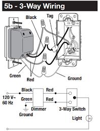 wiring diagram dimmer switch