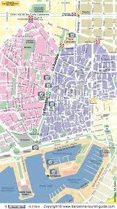 Mallorca Spain Map by Map Of Las Ramblas In Barcelona