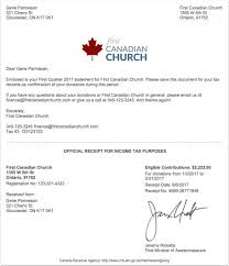 Non Profit Donation Receipt Letter Sending Donor Statements U2013 Planning Center Giving