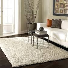 rugs u0026 carpet best white shag 9x12 area rugs on dark hardwood