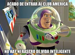 Club America Memes - acabo de entrar al club america no hay ni rastro de vida