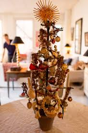 At Home Christmas Trees by John Derian At Home In New York City The Selby Christmas