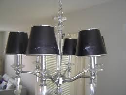 Chandelier Lamp Shades Canada Black Chandelier Lamp Shade U2013 Tendr Me