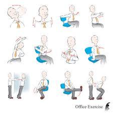 exercice au bureau exercice au bureau impressionnant twelve way exercise in office