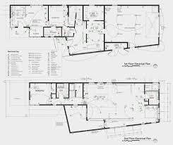 electrical floor plan details of home lighting