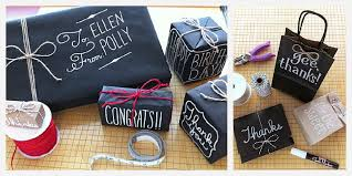 chalkboard wrapping paper best of 2012 things you loved