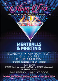 blue martini blue martini archives steve fox social club