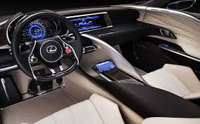 lexus rc interior 2017 report lexus lc coupe flagship approved for production