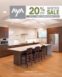 20 20 Kitchen Design Free Download by Aya Kitchens And Baths Inc Aya 20 Off Winter Sale