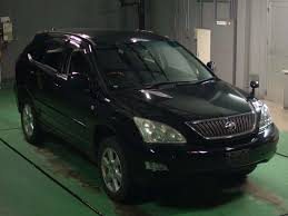 harrier lexus new model kobe