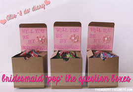 ring pop boxes the sorority secrets ali s i do diary bridesmaid boxes