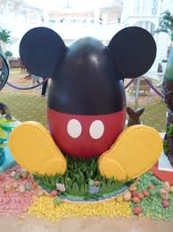 Mickey Mouse Easter Eggs List Bonus See The Chocolate Easter Eggs At The Grand