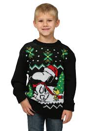 boys peanuts snoopy woodstock sweater