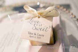 wedding favor tags wedding favor tags custom is sweet thin style