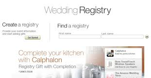how to create a wedding registry review of s wedding registry 10 great benefits build the