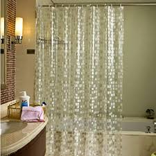 Transparent Shower Curtains Coffee Tables Sneak Peek Shower Curtain Clear Shower Curtain