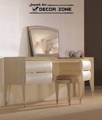 Vanity Mirror And Bench Set Table Exciting Modern Dressing Table With Mirror Home Improvement