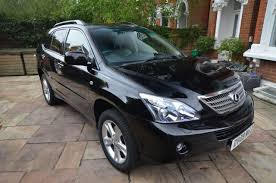 lexus rx hybrid for sale uk second hand lexus rx 400h 3 3 executive limited edition 5dr cvt